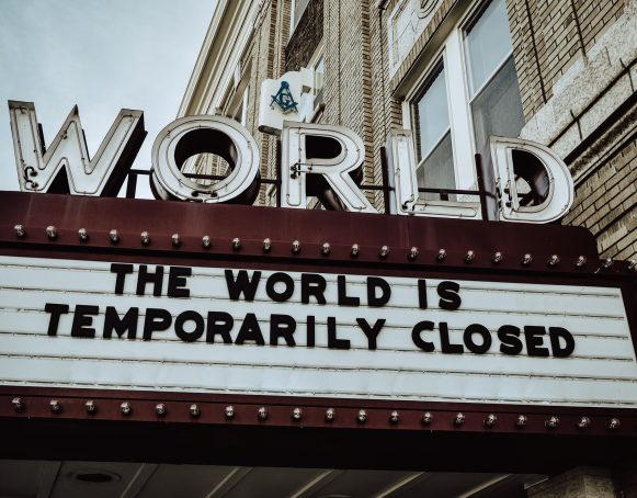 The World is Temporarily Closed Test