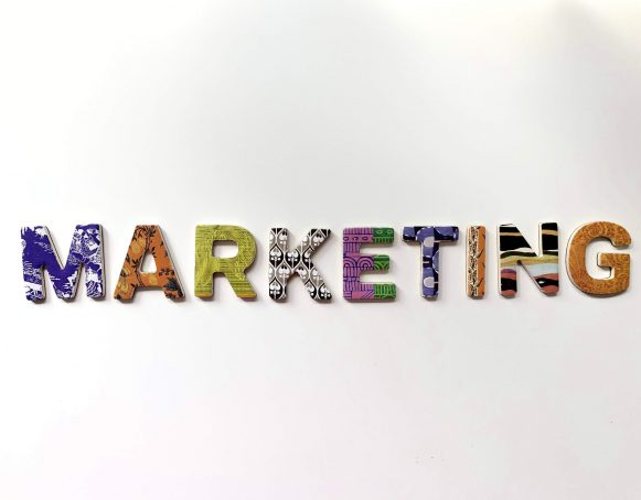 Marketing spelt out